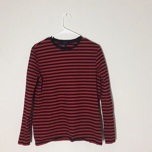 H&M Shirts - H&M Stripped Long Sleeve T-Shirt